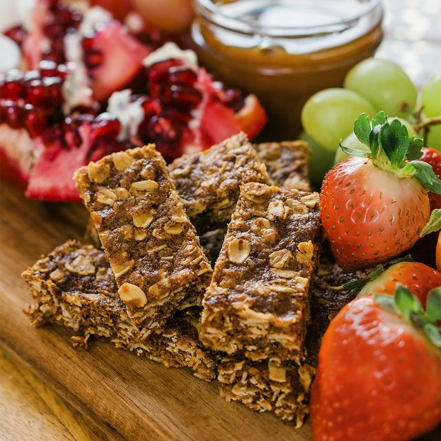 brown butter toasted oat bars