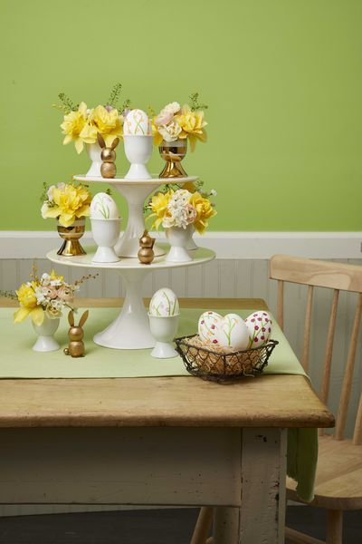 WDY Cake Stand Easter Table Decor