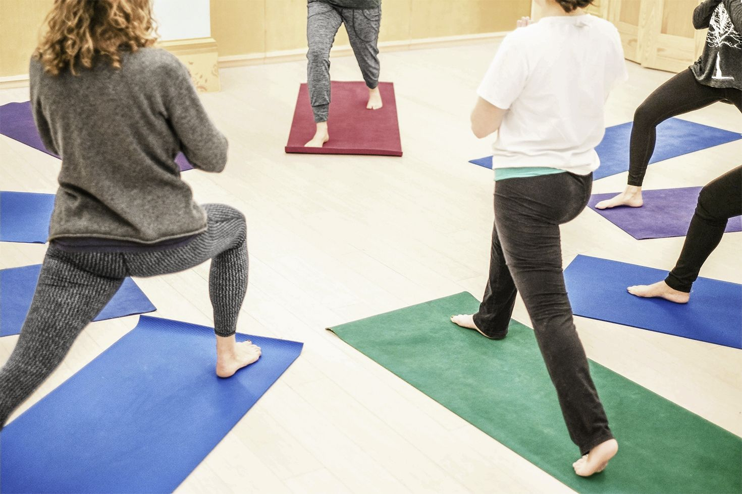 This Yoga Program Helps Victims of Domestic Violence Heal