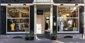 We Are Labels winkel Amsterdam Spiegelstraat
