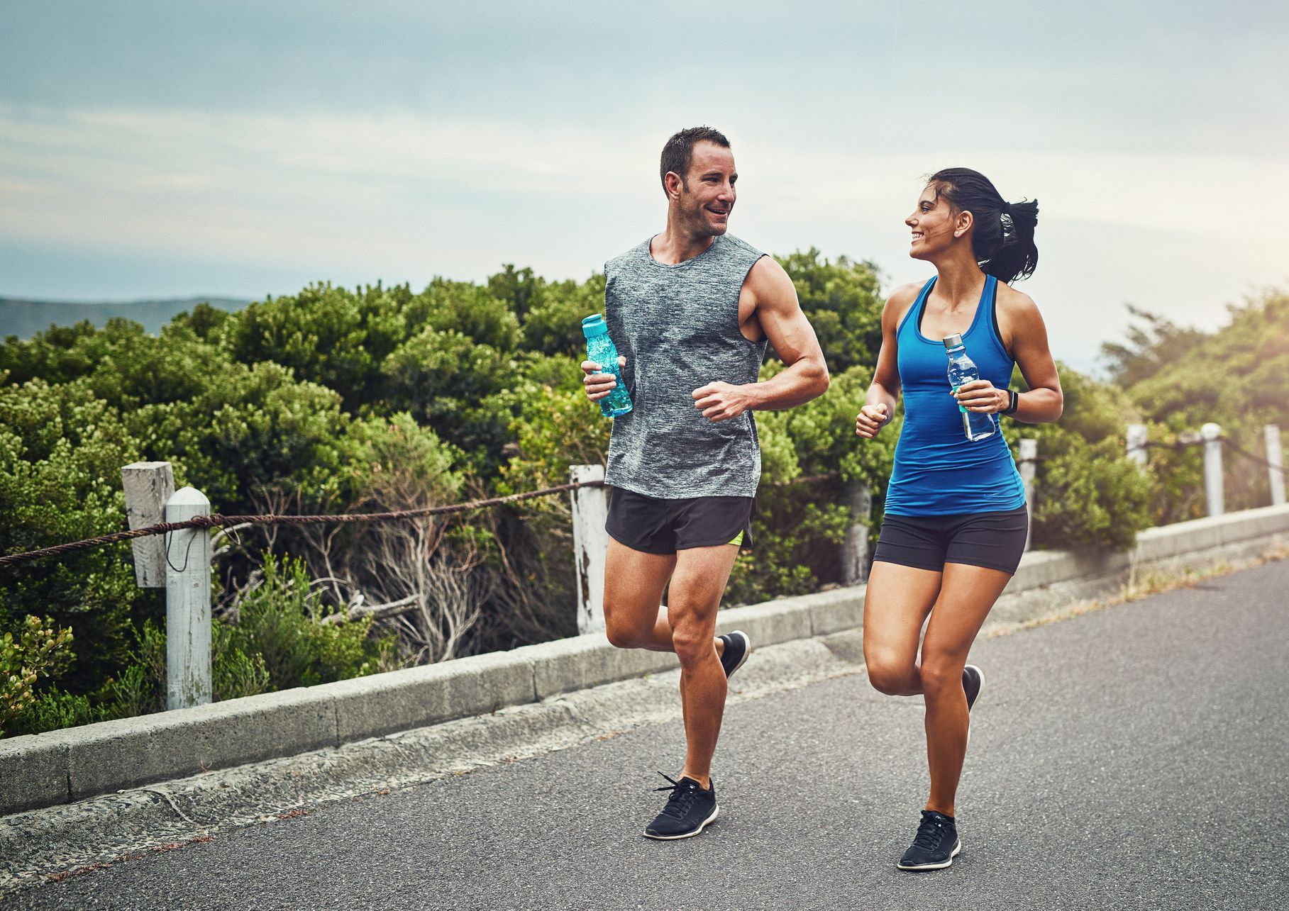 Image result for best ways to stay hydrated while running