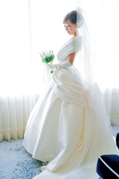 3着のドレスを着こなしたラグジュアリー婚@『ザ・リッツ・カールトン大阪』