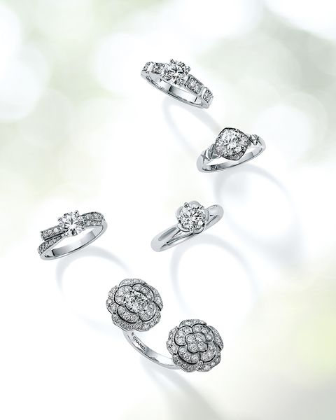 憧れのengagement ring collection【vol1】