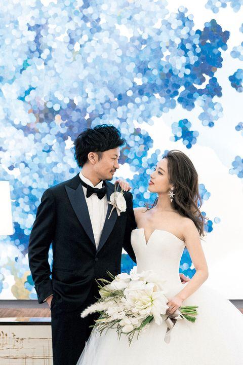 自由でおしゃれなホテル婚@『パレスホテル東京』