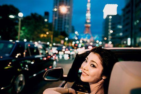 ラヴィ・ファクトリー の東京タワーをバックにしたフォト