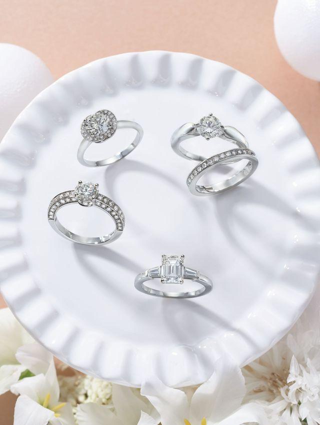 ブルガリの婚約指輪