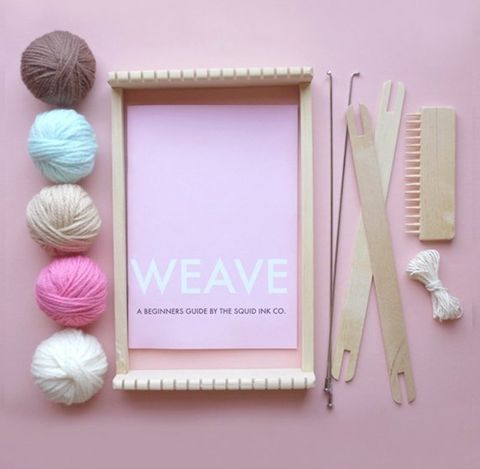 Weave loom kit photo