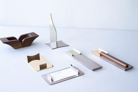 Table, Furniture, Design, Metal, Copper, Wood, Plywood,