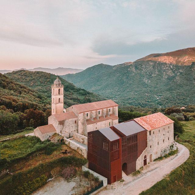 convento di saintfrançois ristrutturato da amelia tavella
