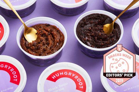 Food, Cuisine, Dish, Ingredient, Dessert, Pudding, Chocolate brownie, Mousse, Chocolate pudding, Shrimp paste,