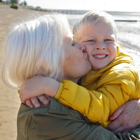 How grandparents can boost their state pension