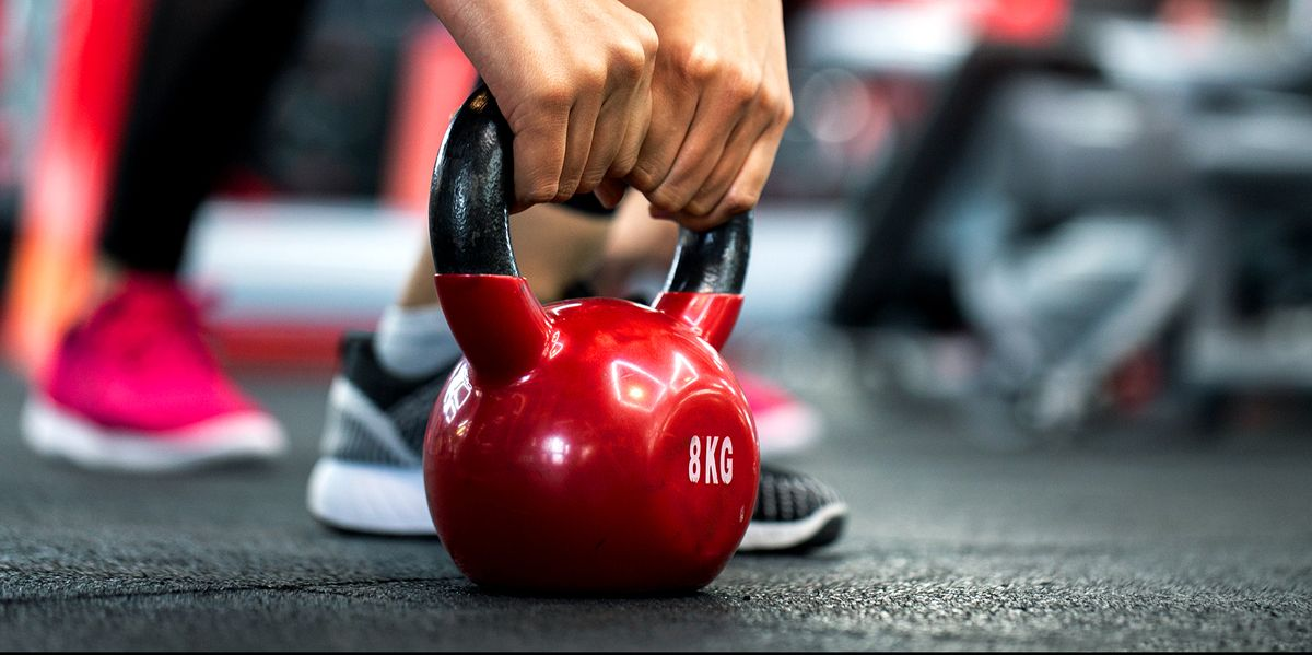 I Got Rhabdomyolysis From a Kettlebell Workout—and I'm a Certified Kettlebell Teacher