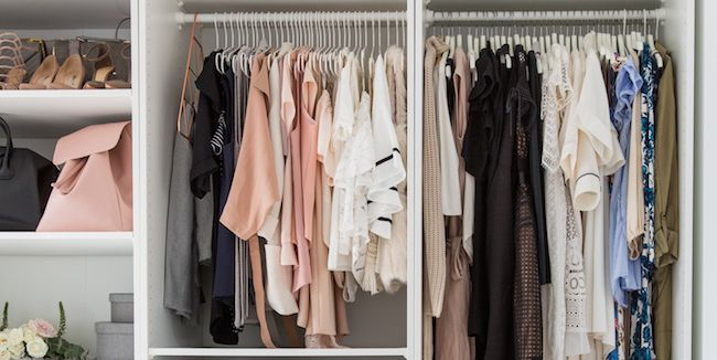 9 Wall Storage Ideas That You Need To Try: 22 Best Closet Organization Ideas