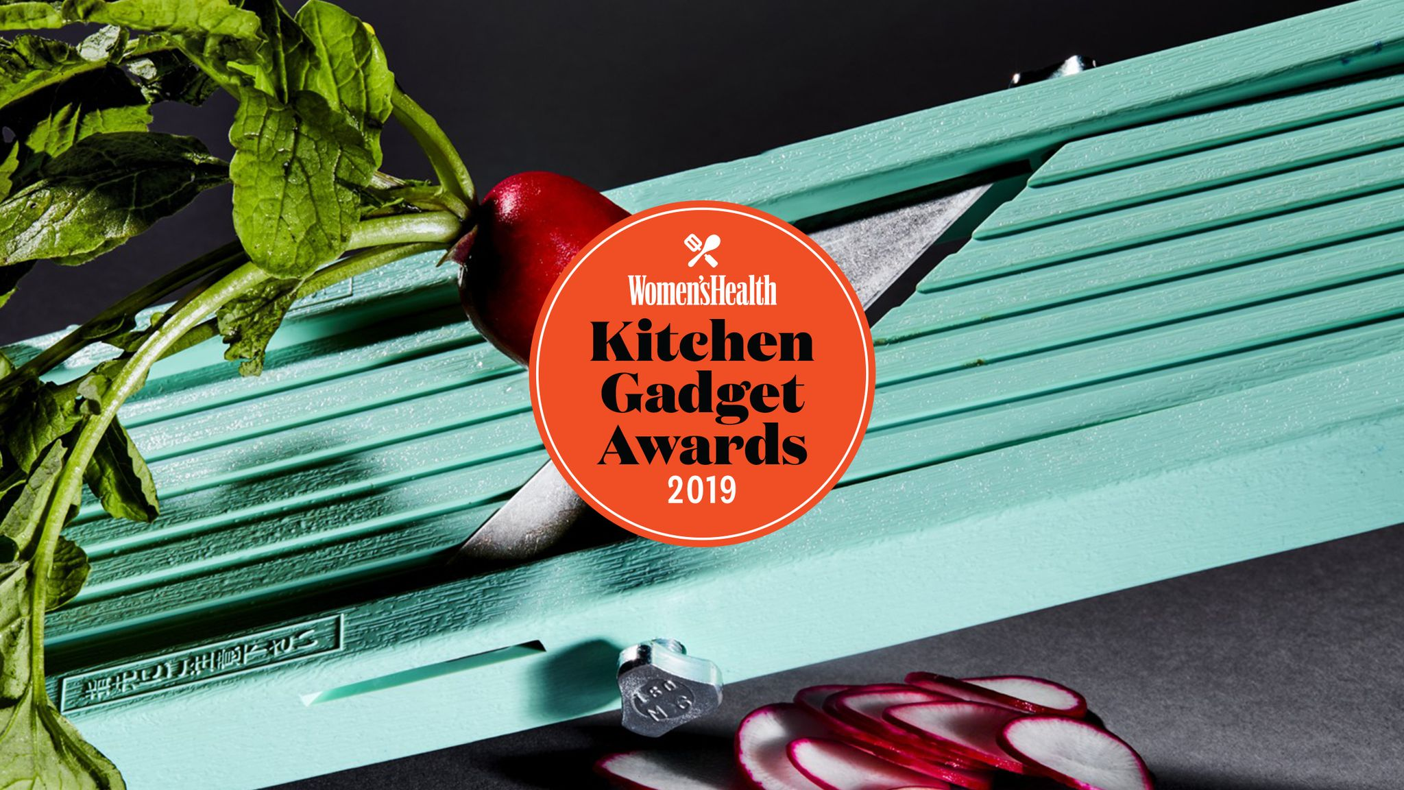 Women's Health Kitchen Gadgets Awards 2019