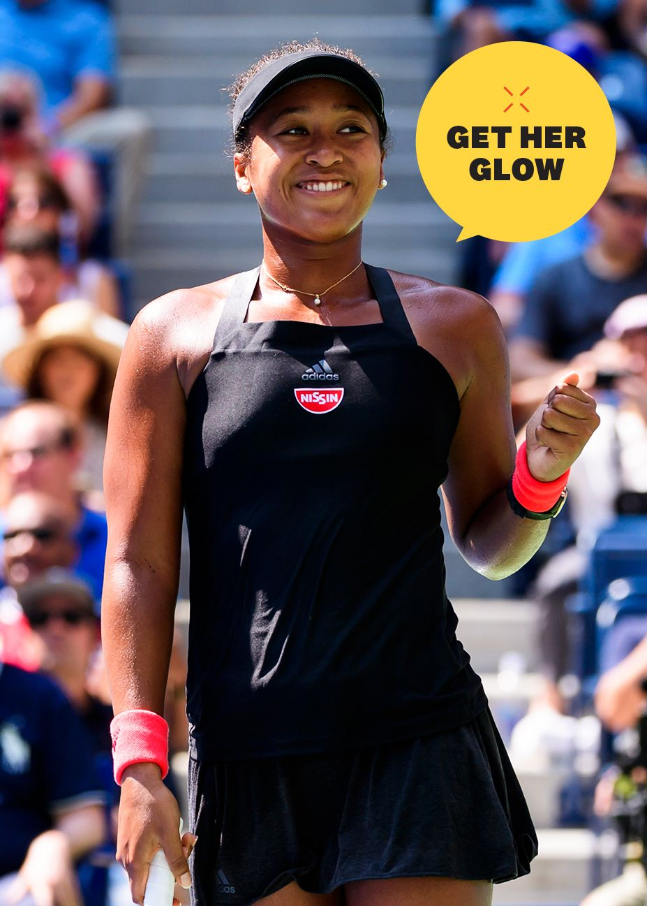 Tennis Champ Naomi Osaka Shares The Routines She Swears By In Advance Of The US Open