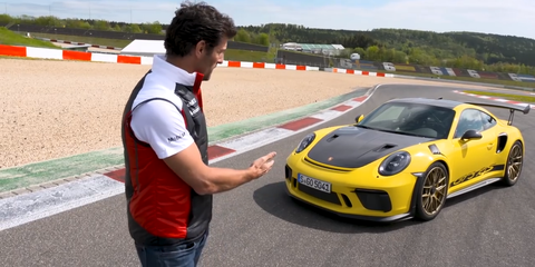 Here S Why The Porsche 911 Gt3 Rs Weissach Pack Costs 206 550