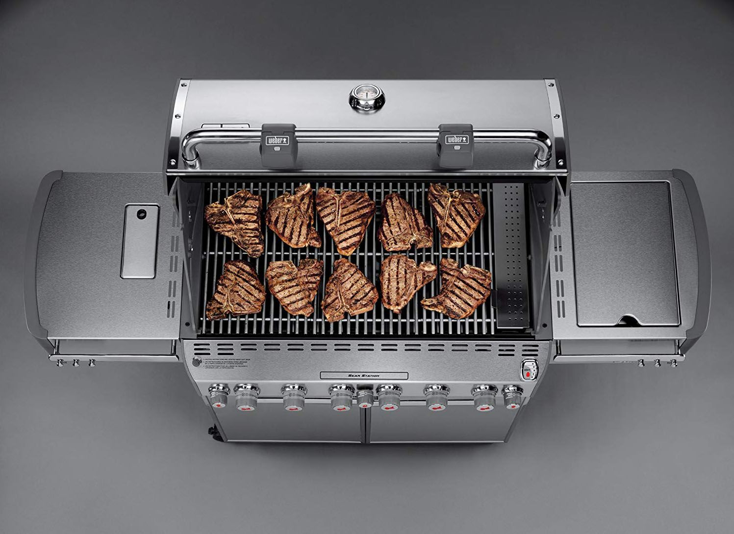 weber outdoor kitchen gas charcoal grill best grills 2018 outdoor gas