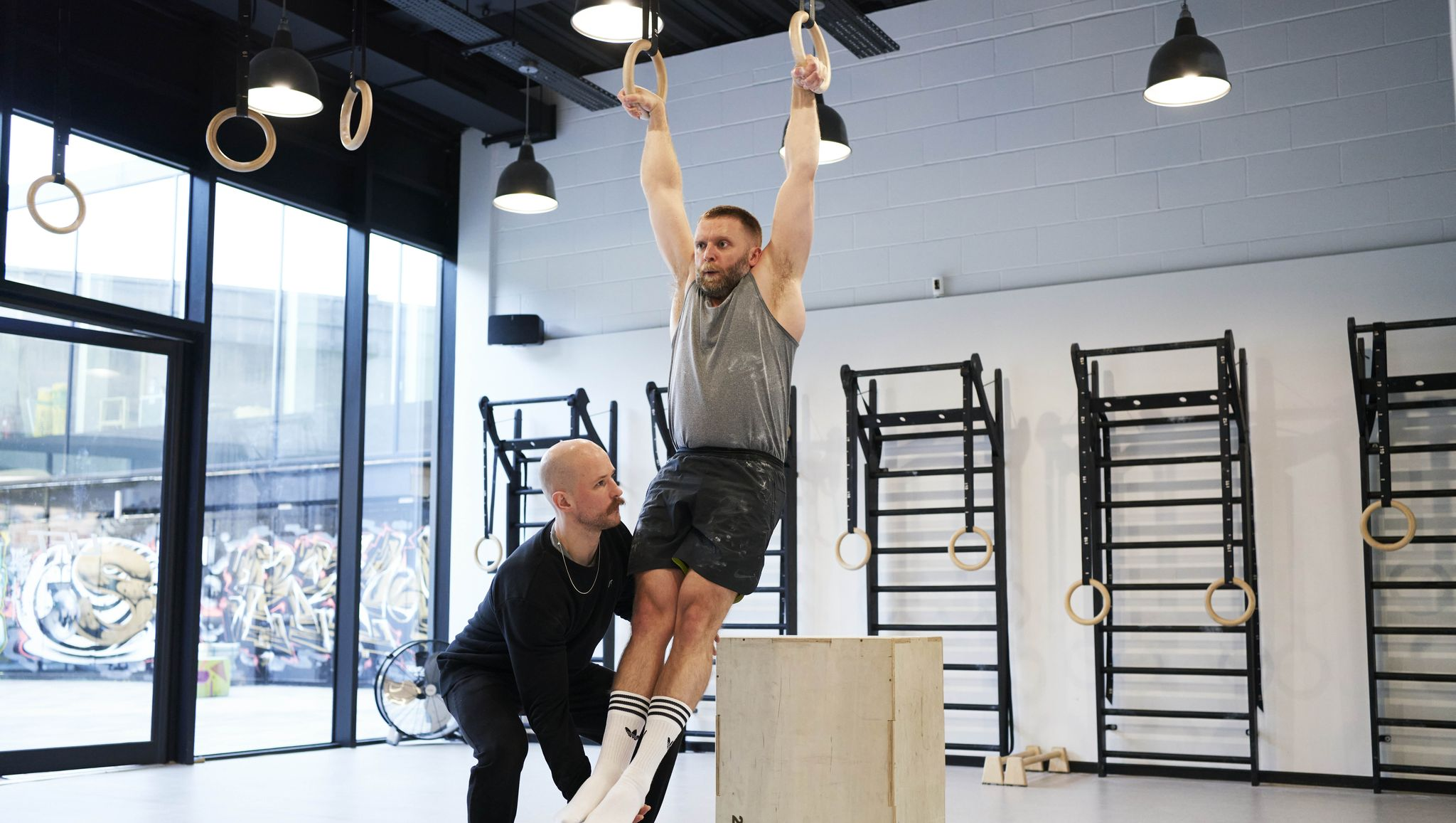 'I Tried to Learn How to Do a Muscle-Up in Just 4 Weeks. Here's What Happened'