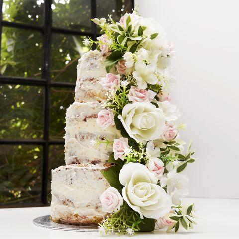 Stork bake by numbers DIY wedding cake kit