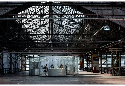 Building, Industry, Hangar, Iron, Metal, Steel, Architecture, Factory, Warehouse,