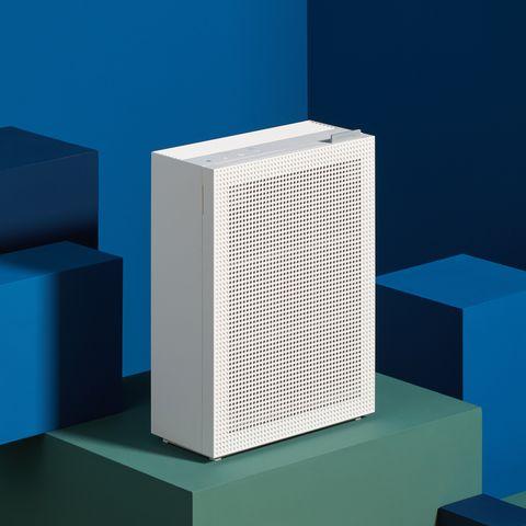white air purifier
