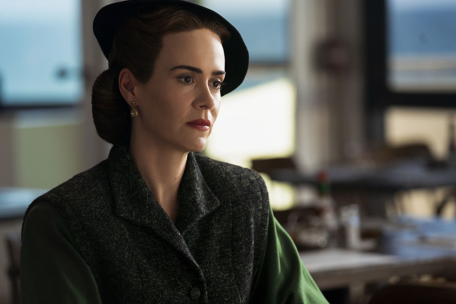 Sarah Paulson Doesn't See Nurse Ratched As a Villain
