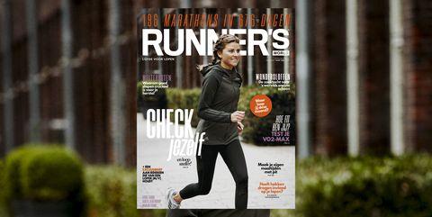 runners world magazine hardloper