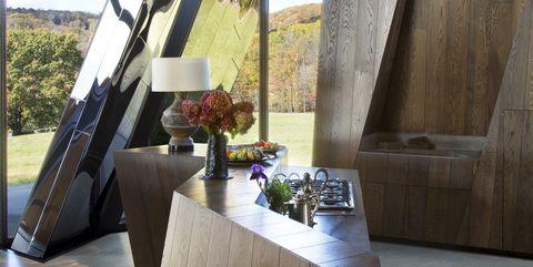 daniel libeskind designed house in america