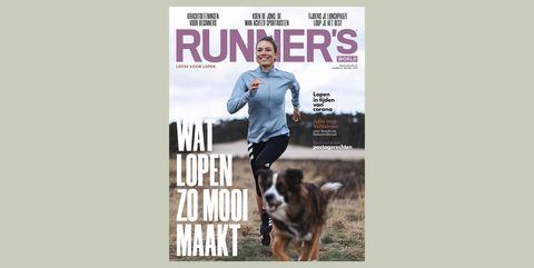 cover mei nummer runner's world
