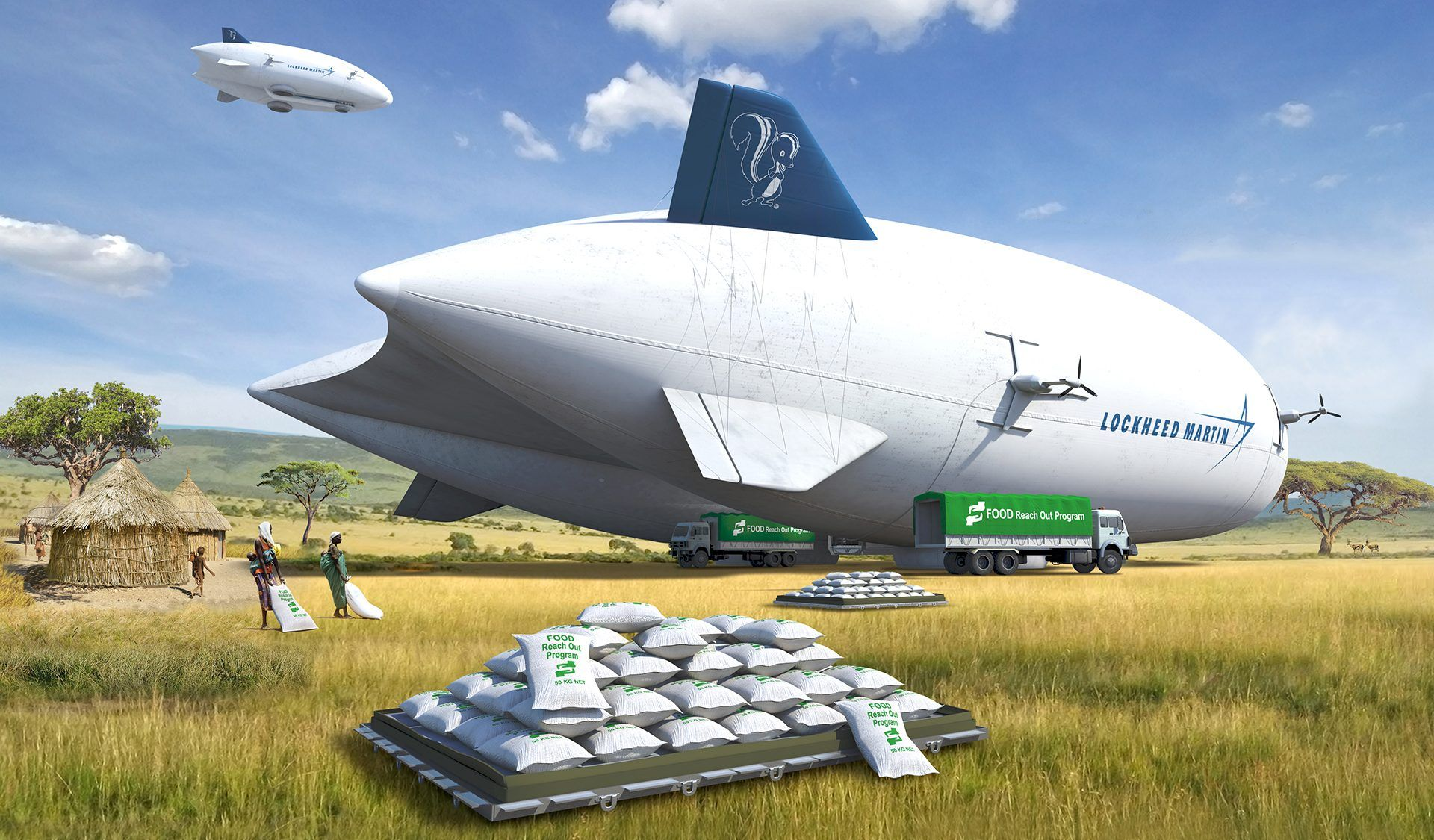 Airships Haven't Been Able to Get Back Up Off the Ground—Until Now