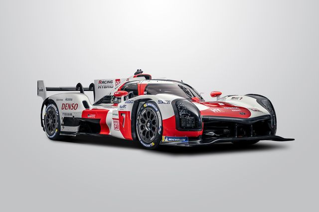 toyota gazoo racing gr010 hypercar