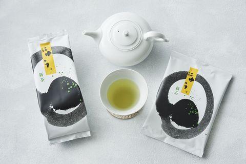 うおがし銘茶「にゅう」