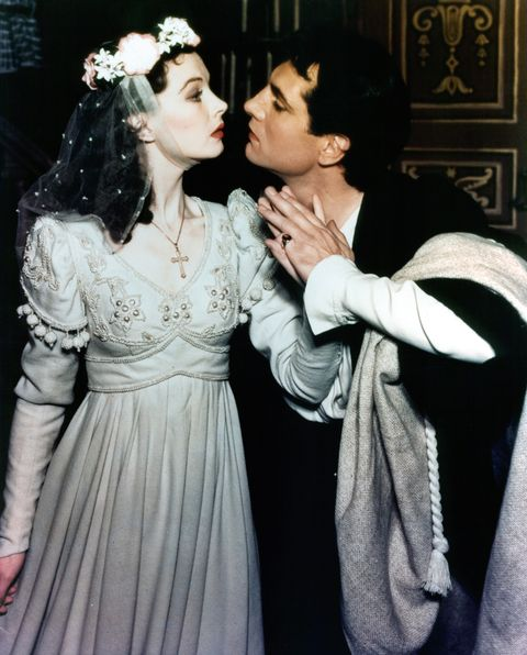 Leigh and Olivier in Romeo and Juliet