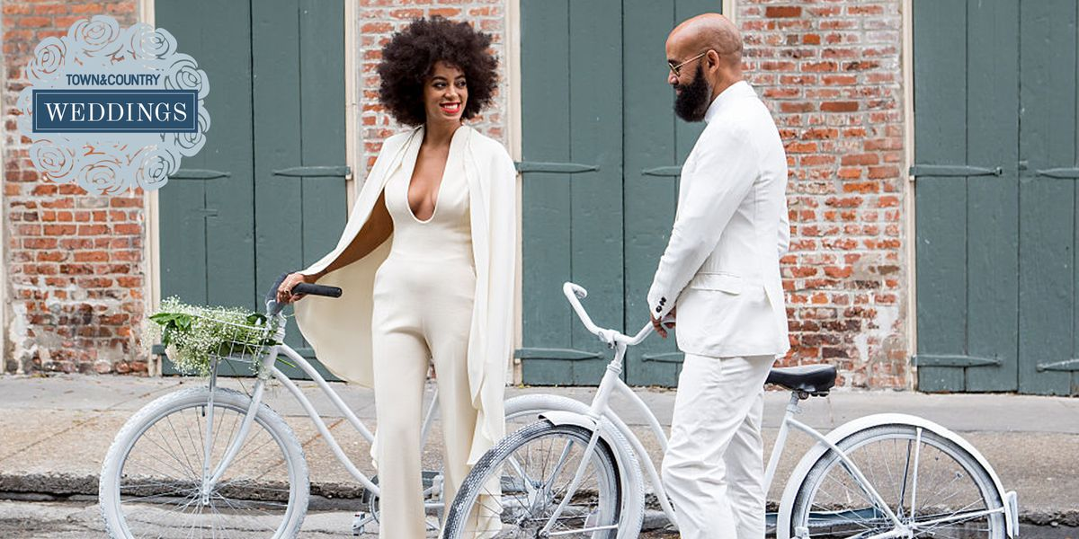 8 Bridal Jumpsuits Worth Obsessing Over