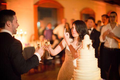 Photograph, Event, Ceremony, Wedding, Dance, Wedding reception, Wedding dress, Function hall, Party, Bridal clothing,