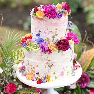 Wedding Cake Ideas That Will Totally Inspire You For Your Big Day