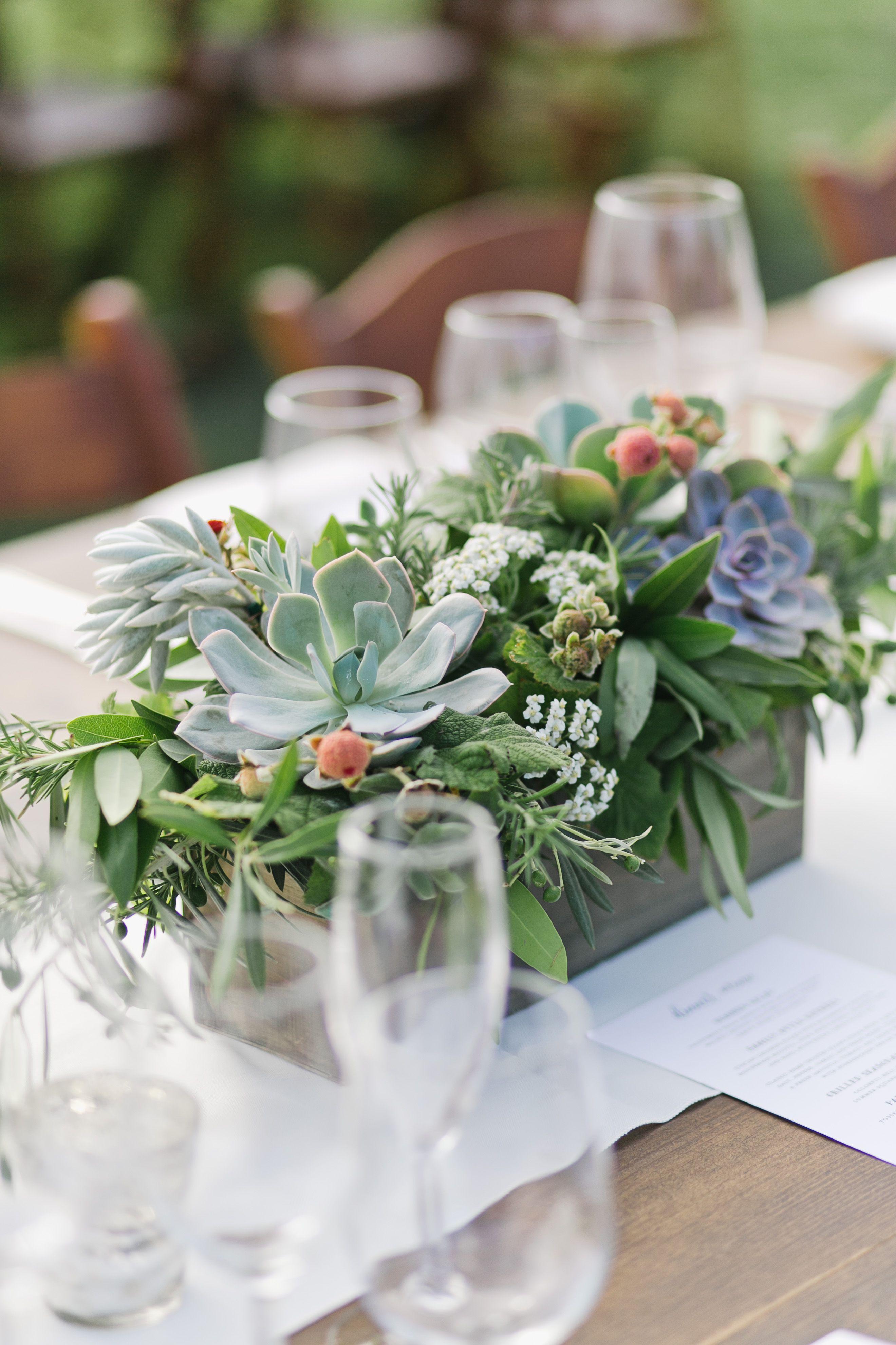 15 Best Greenery Wedding Centerpieces Green Centerpieces