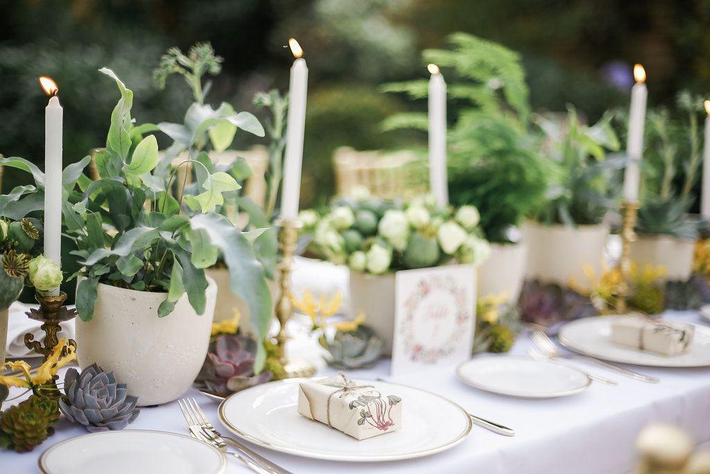 15 best greenery wedding centerpieces green centerpieces for wedding rh elledecor com