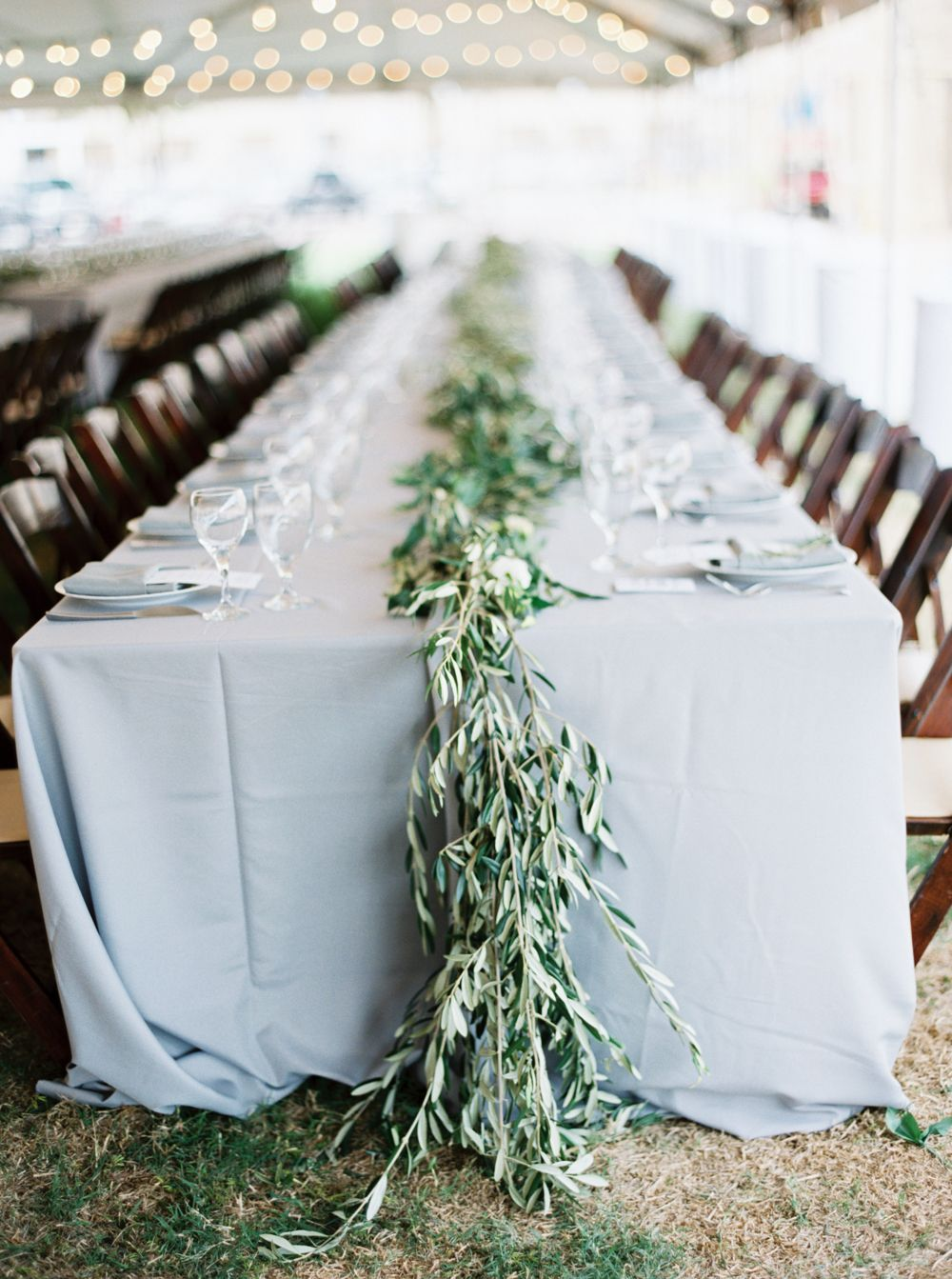 15 best greenery wedding centerpieces - green centerpieces for wedding