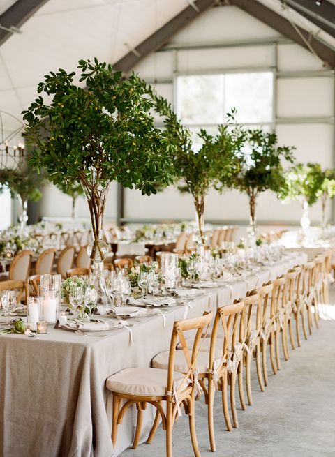 Remarkable 15 Best Greenery Wedding Centerpieces Green Centerpieces Complete Home Design Collection Barbaintelli Responsecom