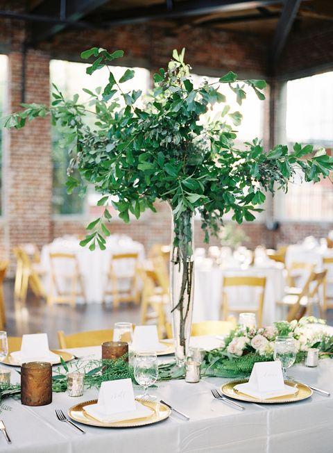 15 Best Greenery Wedding Centerpieces Green Centerpieces For Wedding