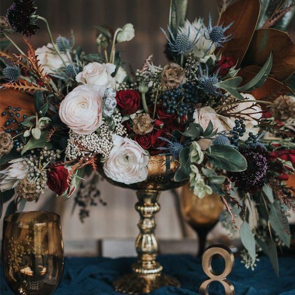 20 Best Wedding Flower Centerpiece Ideas