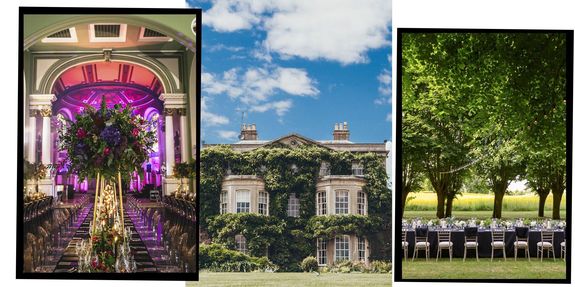 29 Best UK Wedding Venues - Wedding Venues In London And Beyond