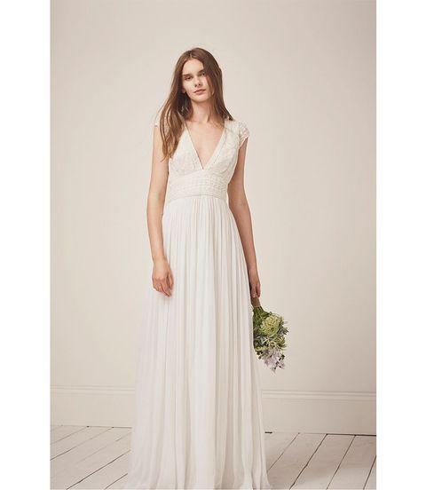 2a9a516219926 30 Wedding Dresses: Affordable High Street Wedding Dresses