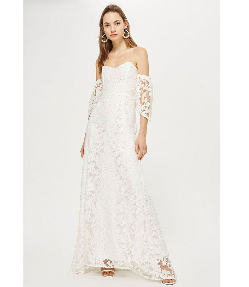 30 Wedding Dresses: Affordable High Street