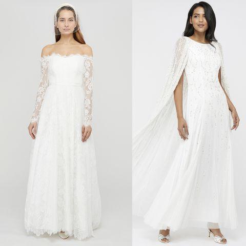 35 High Street Wedding Dresses By The Best Brands,Cheap Wedding Dresses In Usa Online