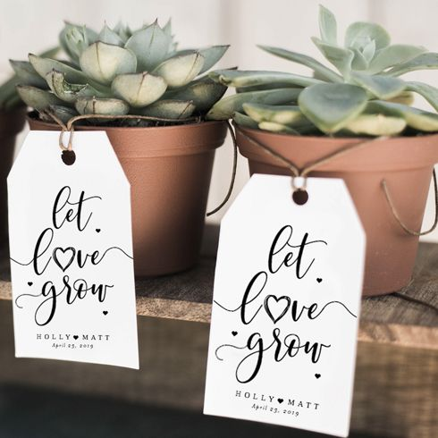 20 Personalized Wedding Favor Ideas That'll Make Your Guests Feel Loved