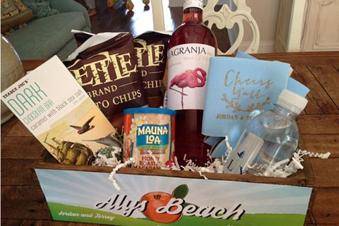 9 Creative Wedding Welcome Bags Gift Bag Ideas Your Guests Will Love