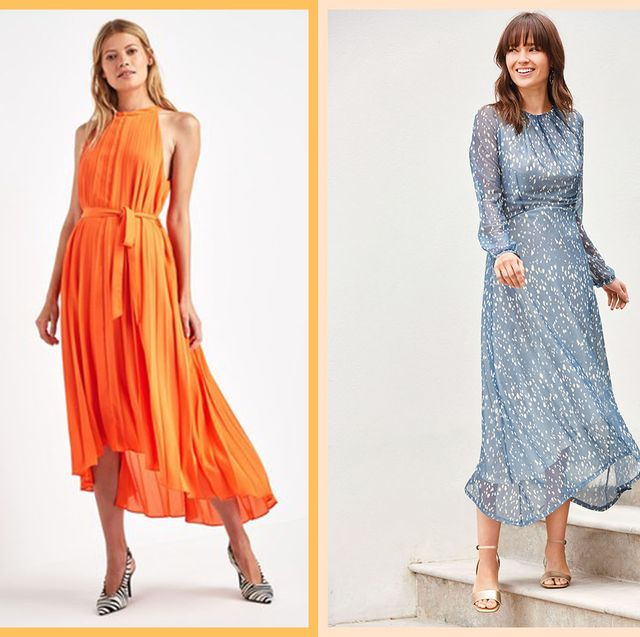 What To Wear To A Summer Wedding Best Wedding Guest Dresses For