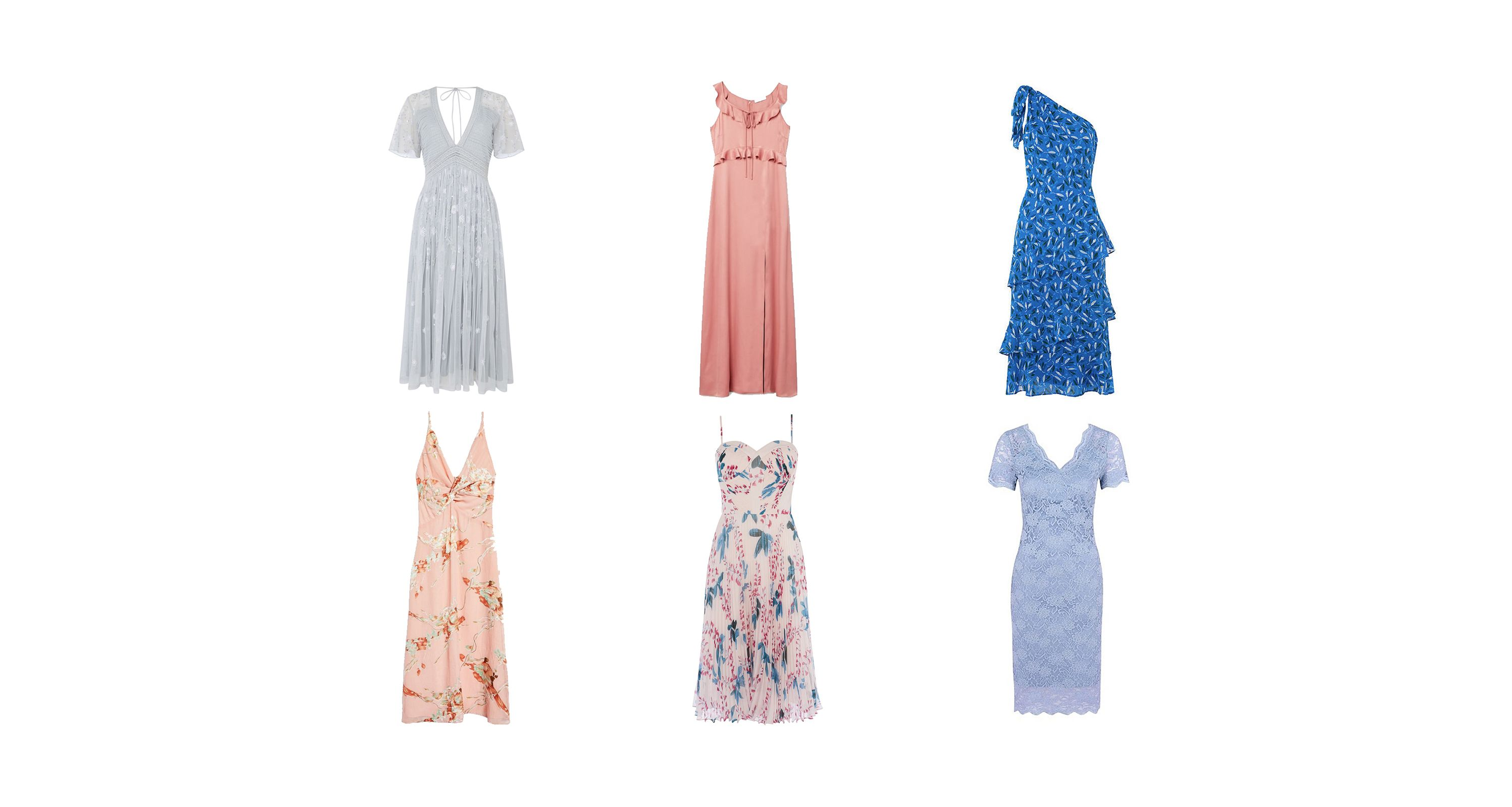 Best Wedding Guest Dresses What To Wear To A Summer Wedding